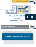 Report Assinform 2016
