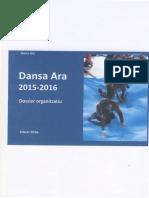 Dossier Dansa Ara 2016