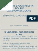 Curs 4 - Markeri Biochimici in Bolile Cardiovasculare Si Perturbarea Functiei Ficatului 01.04. 2015