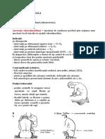 anestezia spinala