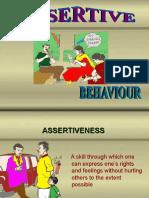 5 Assertive Behaviour