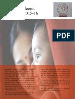 Akanksha Meerut_Newsletter 15-16