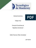 Economia de Republica Dominicana
