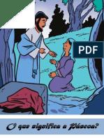 O Que Significa a Páscoa