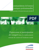 080514-ANESMS-Recommandation expression participation usagers