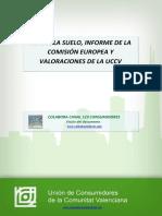 Informe Clausula Suelo