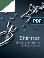 Liberty Before Liberalism