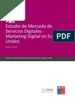 Estudio de Mercado Servicios Marketing Digital – Estados Unidos