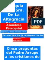 Asamblea Parroquial 2016 056