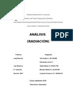 FISICA 3 ANALISIS DE DISTINTOS EXPERIMENTOS