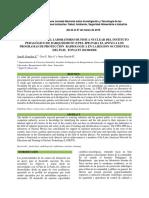 CONSOLIDACIÓN DEL LABORATORIO DE FISICA NUCLEAR DEL INSTITUTO PEDAGÓGICO DE BARQUISIMETO (UPEL-IPB) PARA EL APOYO A LOS PROGRAMAS DE PROTECCIÓN  RADIOLOGICA EN LA REGION OCCIDENTAL DEL PAIS.  FONACIT 2013001968