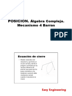 POSICIONES. Algebra Compleja