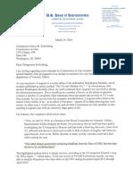 Letter To Chairwoman Nancy M. Schlichting