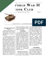 WW2News Letter Vol. #1 No. 8
