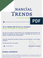 Cum Sa Folosesti Analiza Datelor in Afacerea Ta - Financial Trends