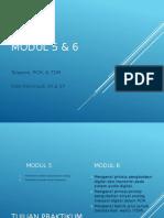 Modul 5 & 6