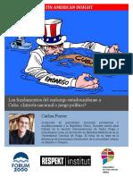 Ferrer, C. - Los fundamentos del embargo estadounidense a Cuba. ¿Interés nacional o juego político?