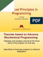 Cal Dietz- Advanced Principles in Programming
