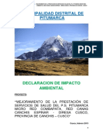EIA Pitumarca v.2
