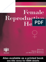 Female Reproductive Health