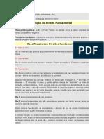 Direito e Garantias Fundamentais - Conceitos