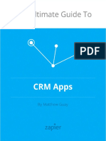 The Ultimate Guide to CRM Apps