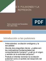 Clase 5 Pulsiones y La Represion