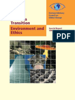 World in Transition, Environment and Ethics (2003) 118p R20090530B (Pam)