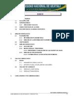 Estudio Hidrologico Pav. Aviacion Shanti