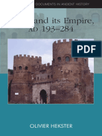 Rome and Its Empire AD 193-284