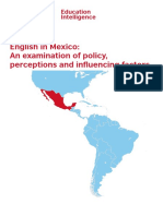 English in Mexico