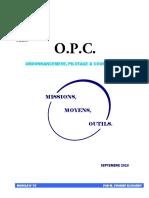 Note de Cours OPC 2010-2011