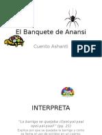 power point  anansi  2014-2015-ww  spanish   3rd  el banquete de anansi  power point