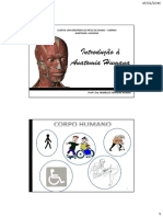 Aula 1 - Introdução à Anatomia (1)