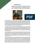 Biografías Nueva España