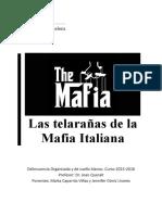 Las Telarañas de la mafia italiana
