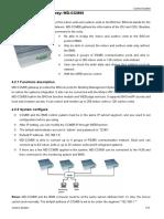 Bacnet Bms Gateway Md-ccm08