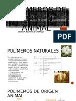 Polimeros de Origen Animal