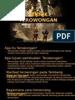 1. Pengantar Teknik Terowongan