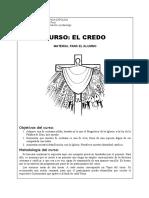 Curso El Credo (Alumno)