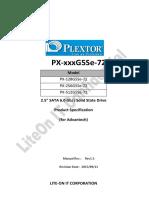 LiteOn 96fd25 s256 Plg Datasheet