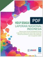 Laporan LGBT Nasional Indonesia - Hidup Sebagai LGBT di Asia