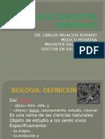 Clase1-Biologia Conceptos Generales