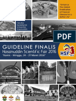 Guideline Finalis HSF 2016