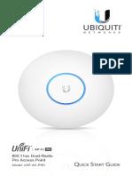 UniFi AP AC Pro QSG
