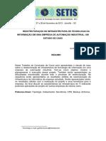 REESTRUTURAÇÃO DE INFRAESTRUTURA DE TECNOLOGIA DA INFORMAÇÃO EM UMA EMPRESA DE AUTOMAÇÃO INDUSTRIAL