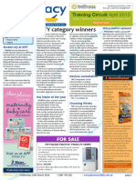 Pharmacy Daily for Wed 16 Mar 2016 - Guild POTY category winners, Sigma relaunches Guardian, DDS targets 160 pharmacies, Health AMPERSAND Beauty and much more