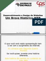 Um Breve Histórico Internet (Aula1)