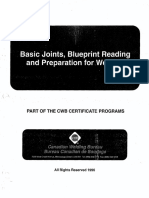 Basic Joints & Blueprint Reading