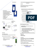 Resolution Products RE116-U - Installation Manual